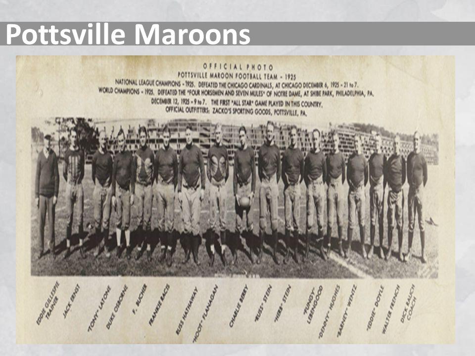 Pottsville Maroons