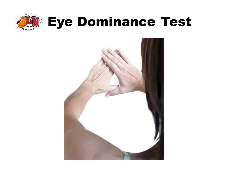 Eye Dominance Test