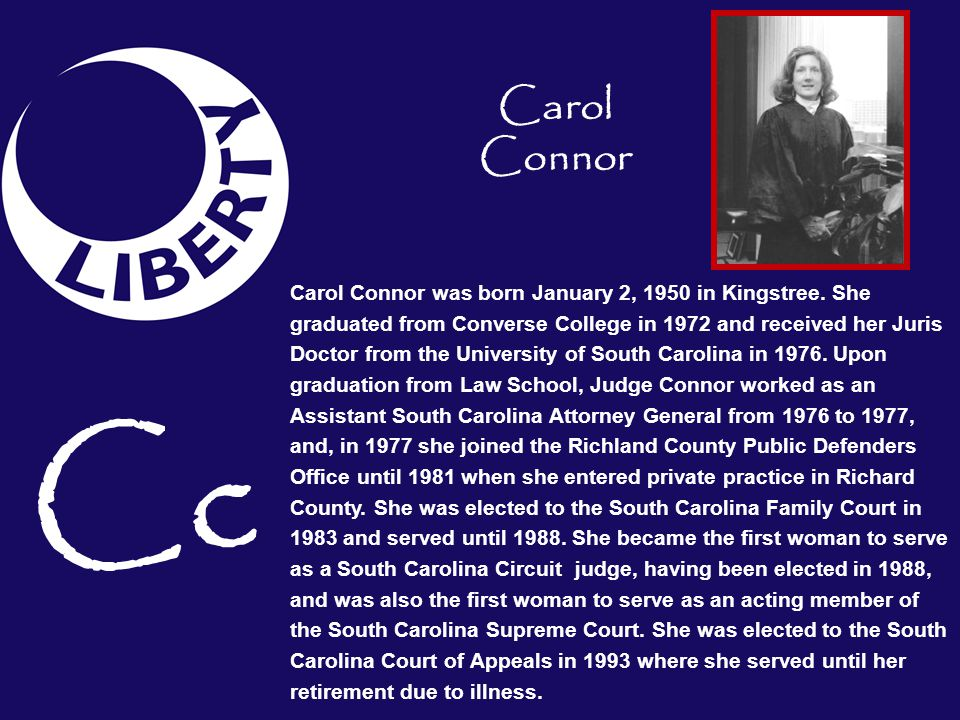 Carol Connor