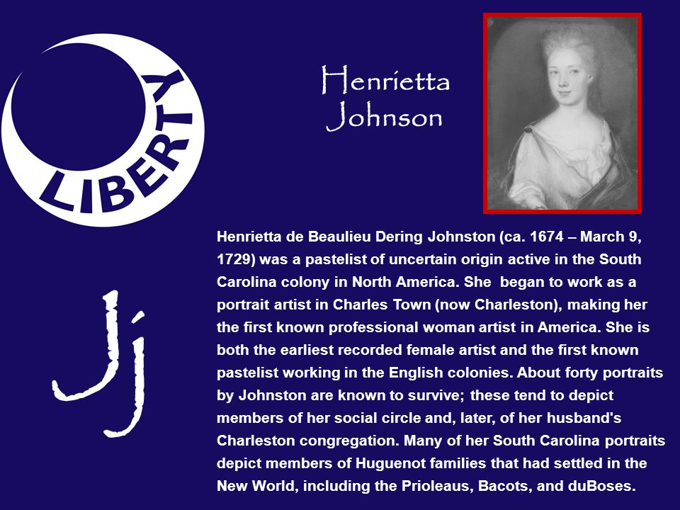 Henrietta Johnson