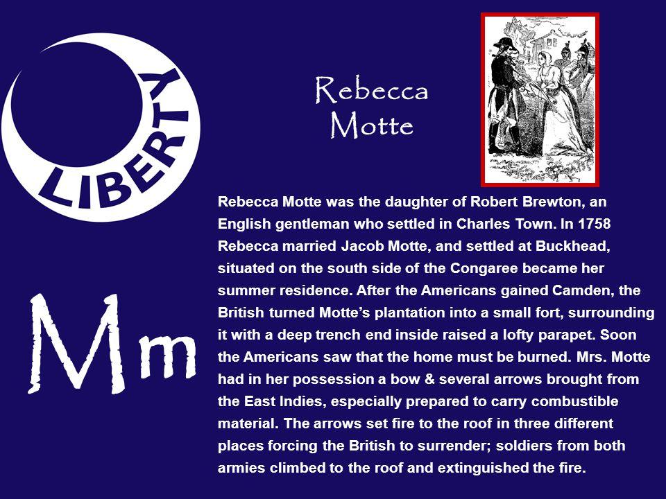 Rebecca Motte