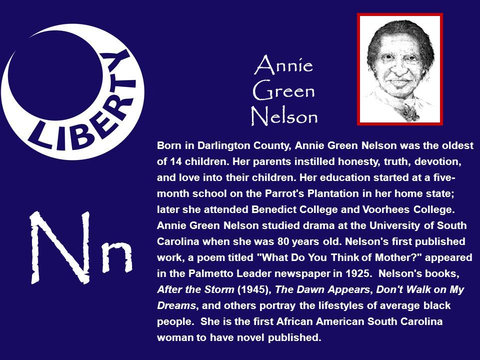 Annie Green Nelson