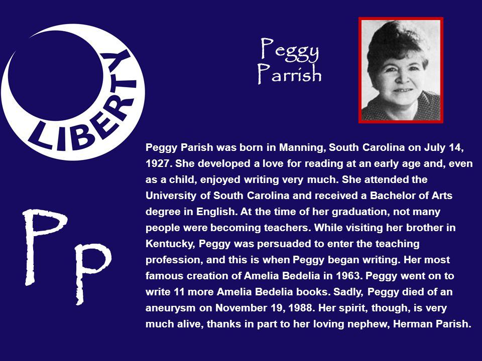 Peggy Parrish