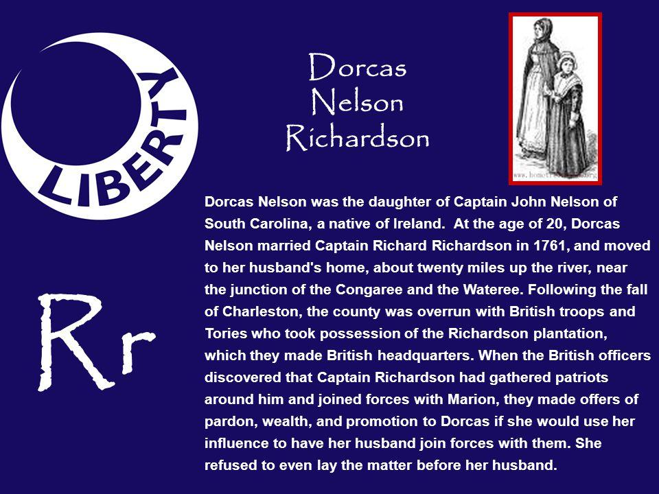 Dorcas Nelson Richardson