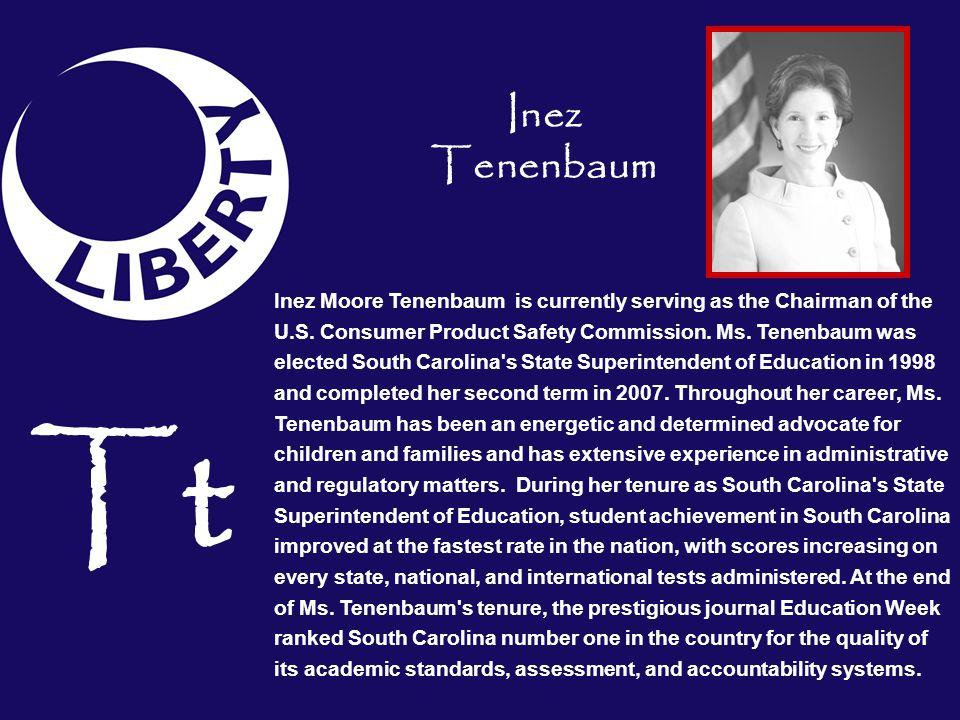 Inez Tenenbaum