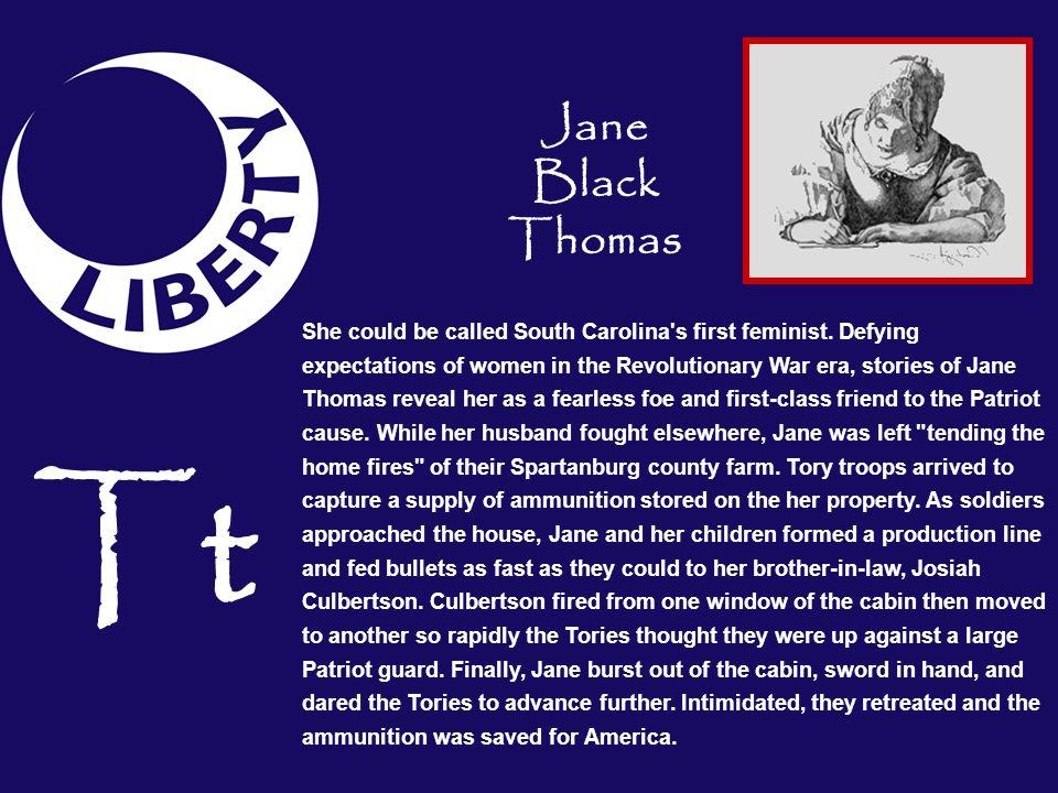 Jane Black Thomas