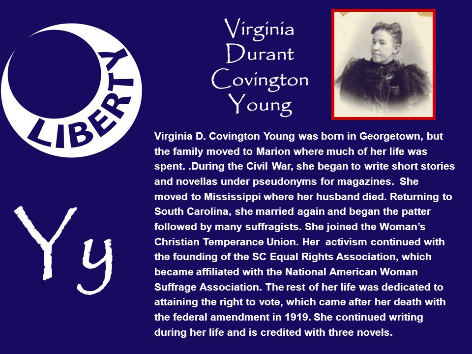 Virginia Durant Covington Young