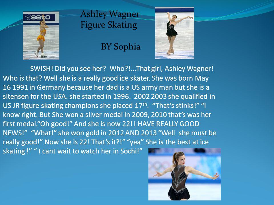 Ashley Wagner Figure Skating