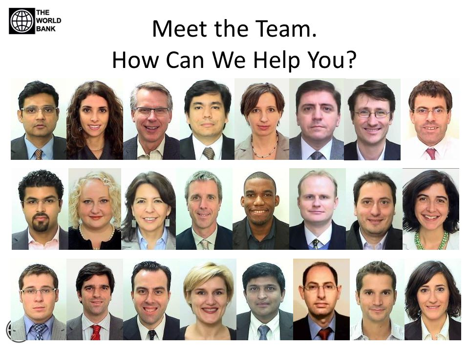 Meet the Team. How Can We Help You