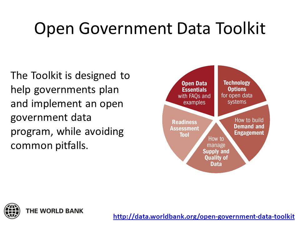 Open Government Data Toolkit