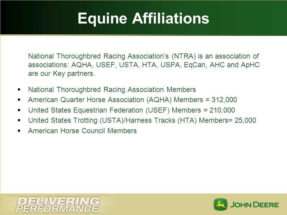 Equine Affiliations