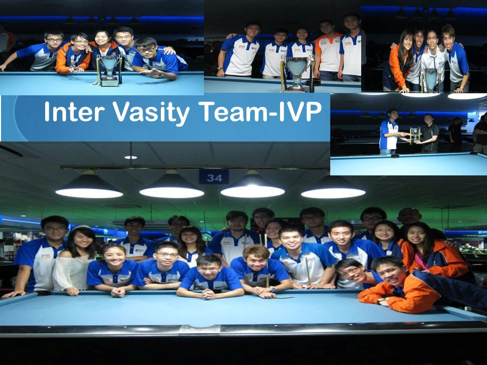 Inter Vasity Team-IVP