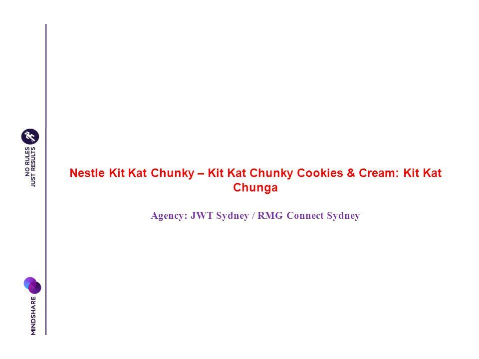 Nestle Kit Kat Chunky – Kit Kat Chunky Cookies & Cream: Kit Kat Chunga