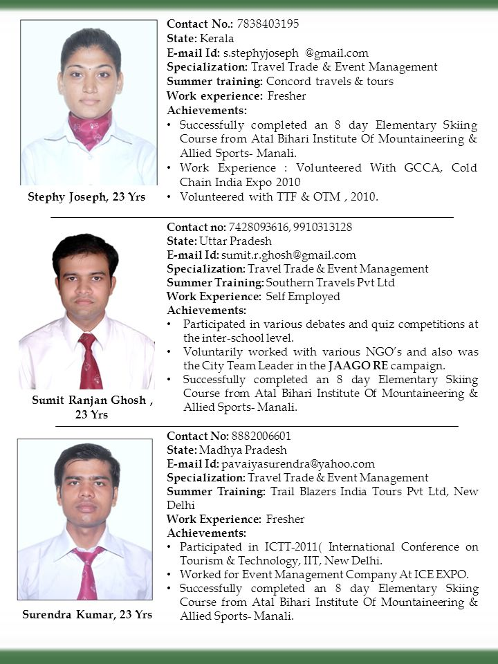 E-mail Id: s.stephyjoseph @gmail.com