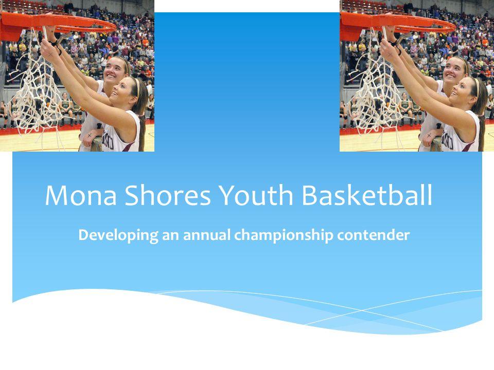 Mona Shores Youth Basketball