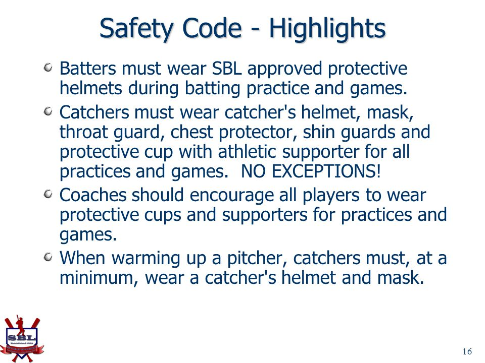 Safety Code - Highlights