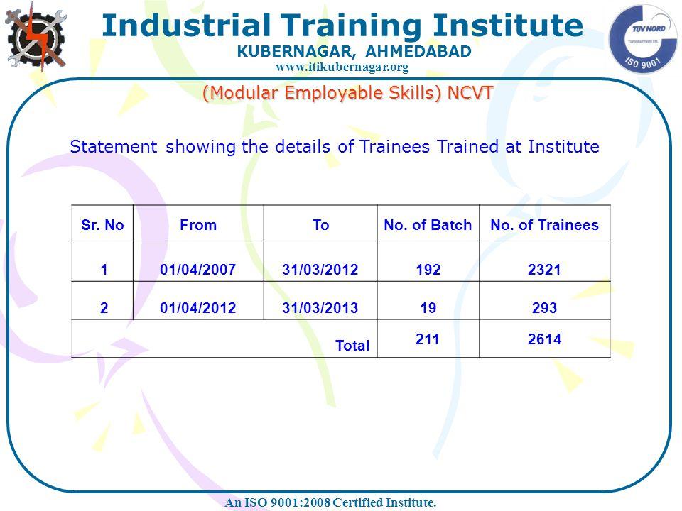 (Modular Employable Skills) NCVT