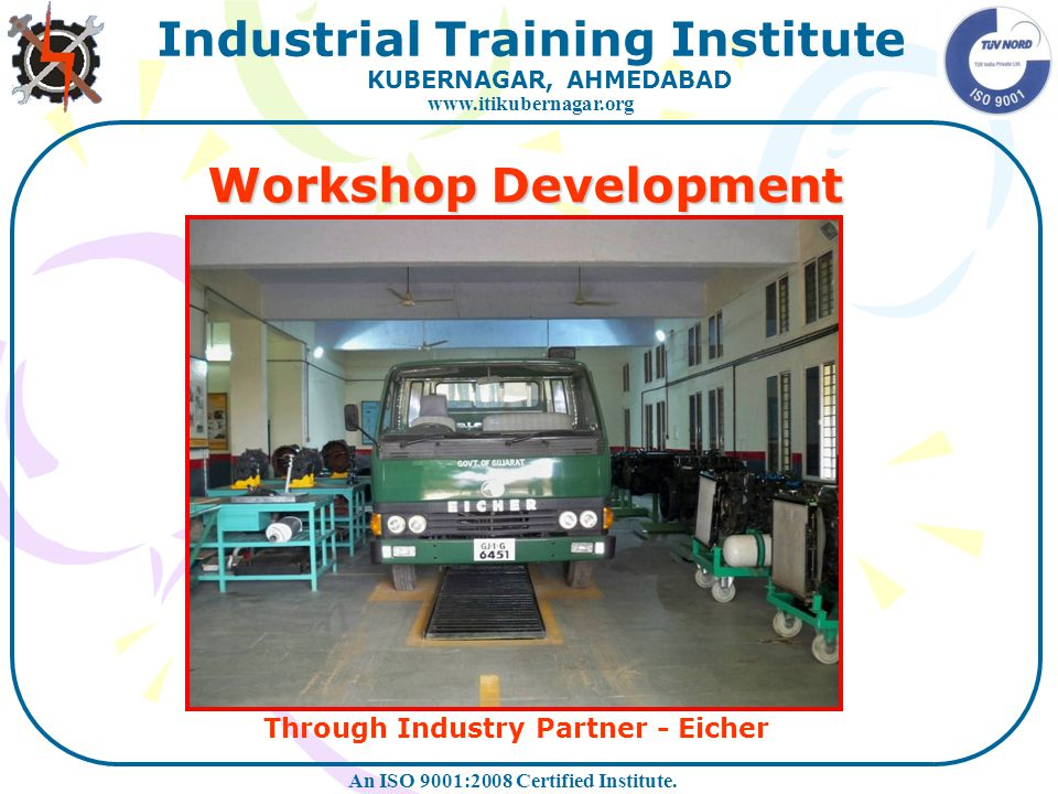 Through Industry Partner - Eicher