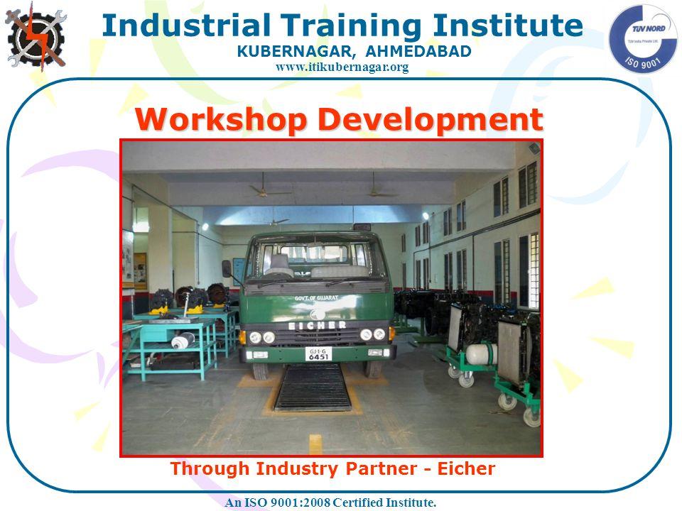 Through Industry Partner - Eicher