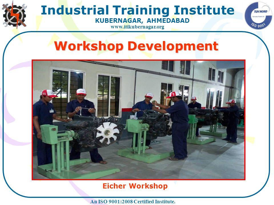 Workshop Development Eicher Workshop