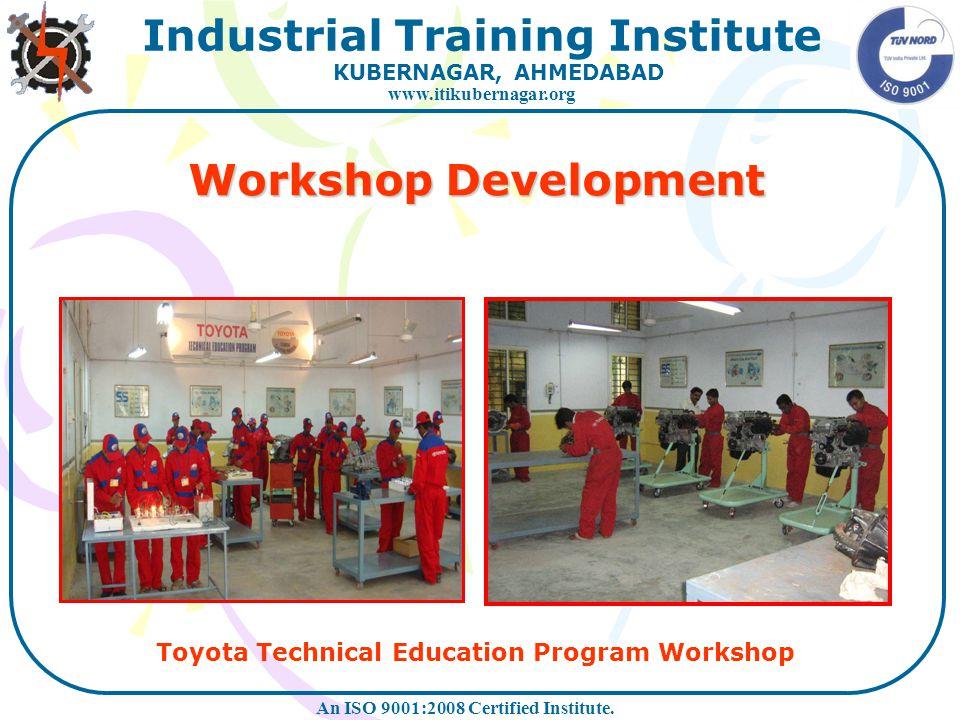 Workshop Development Toyota Technical Education Program Workshop