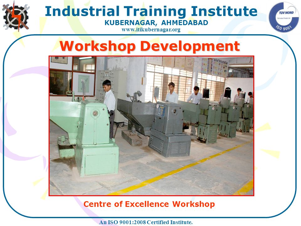 Workshop Development Centre of Excellence Workshop