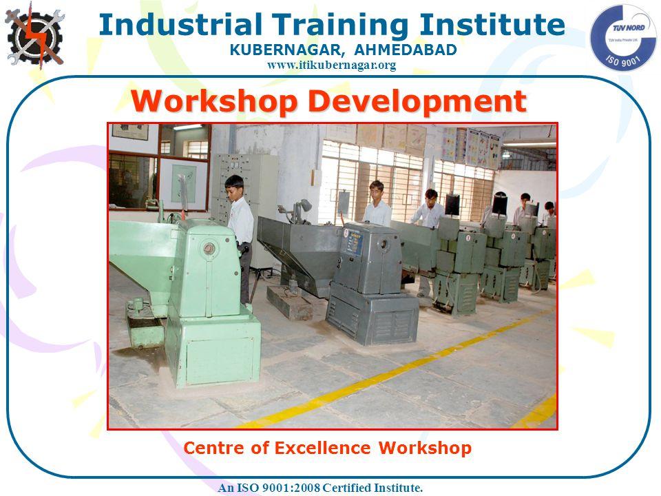 Workshop Development Centre of Excellence Workshop