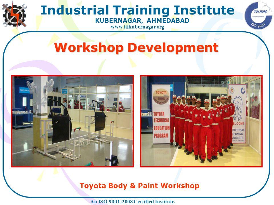 Workshop Development Toyota Body & Paint Workshop