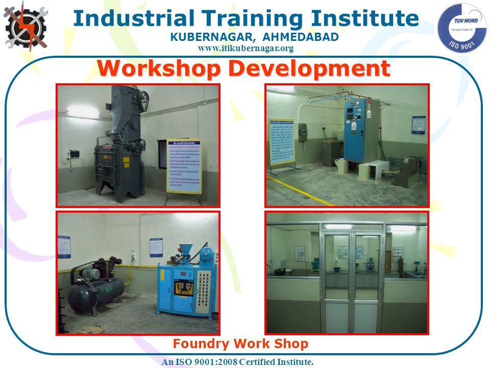 Workshop Development Foundry Work Shop