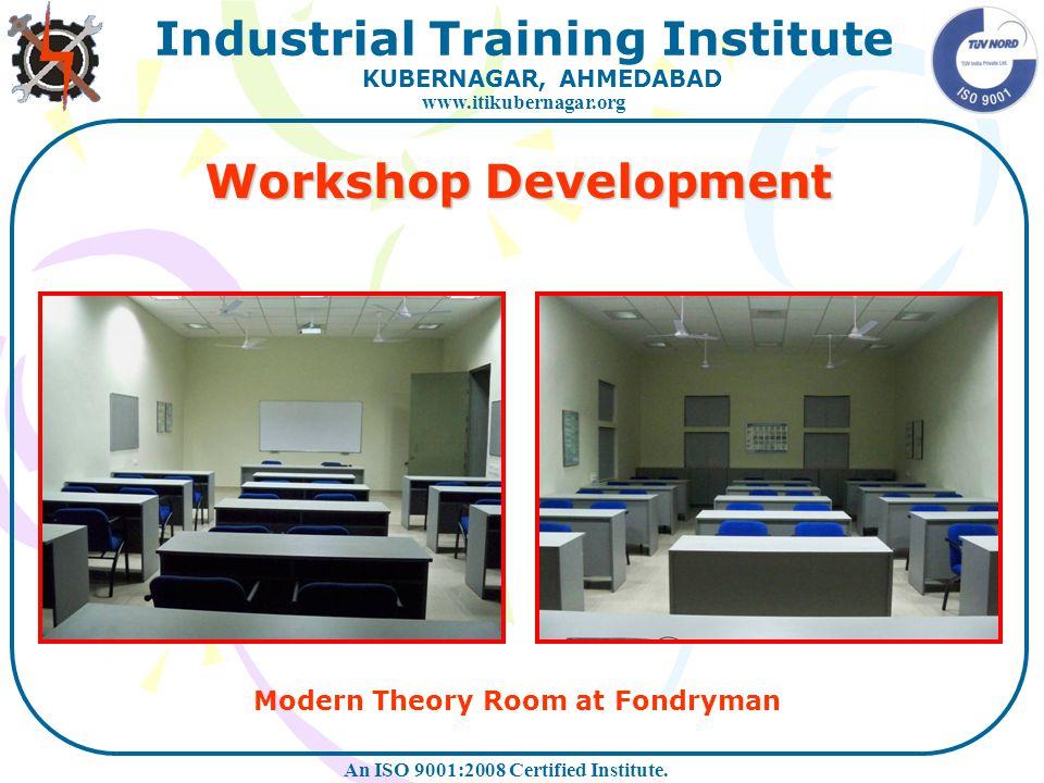 Workshop Development Modern Theory Room at Fondryman