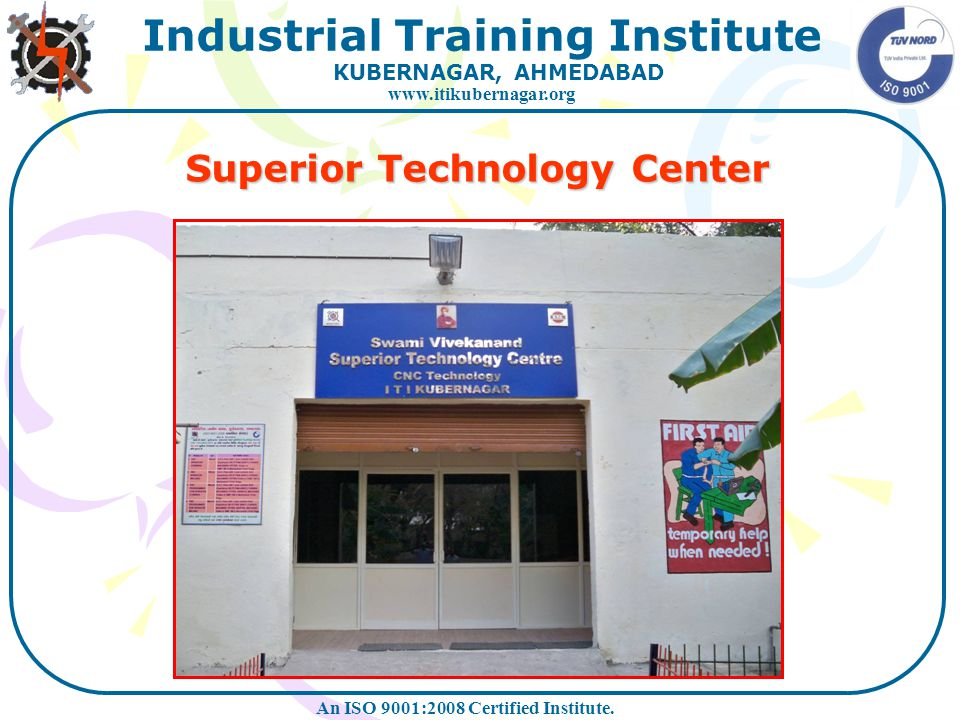 Superior Technology Center