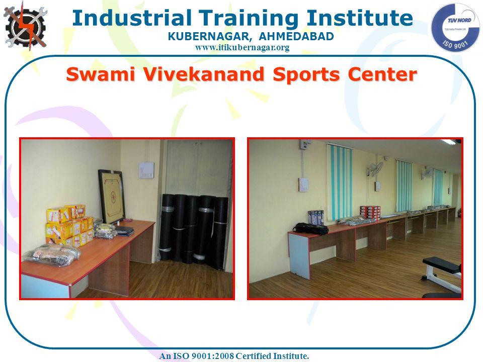 Swami Vivekanand Sports Center