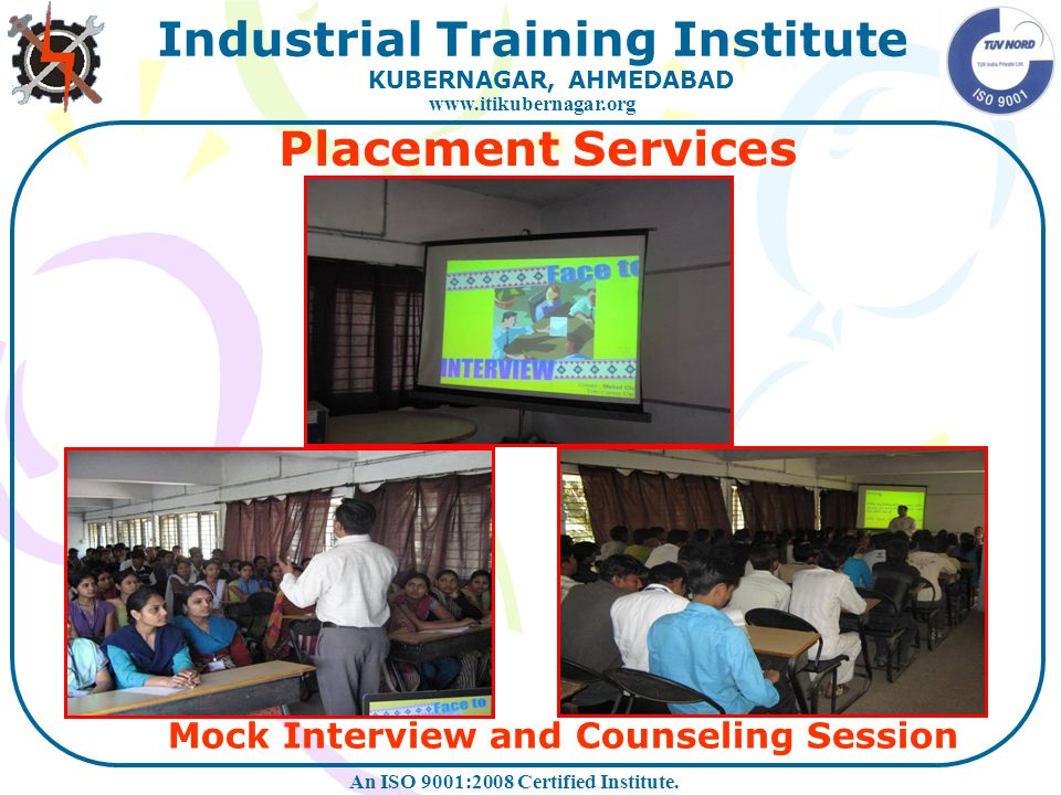 Mock Interview and Counseling Session