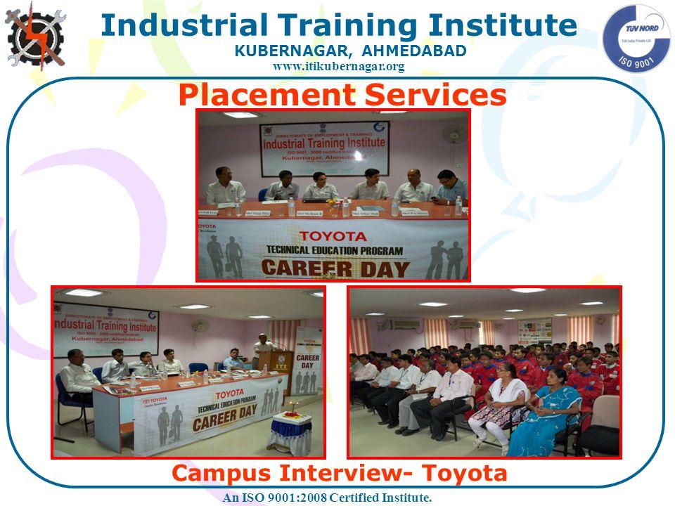 Campus Interview- Toyota