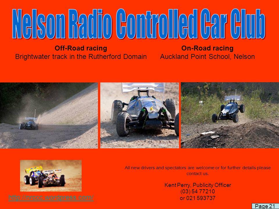 Nelson Radio Controlled Car Club