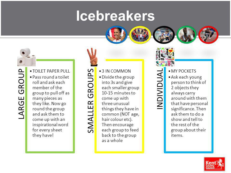 icebreaker thesis Let your audience get to know you with five different examples in our persuasive speech ice breaker no matter who you are, you'll create and deliver a relaxed.