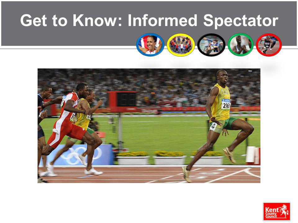 Get to Know: Informed Spectator