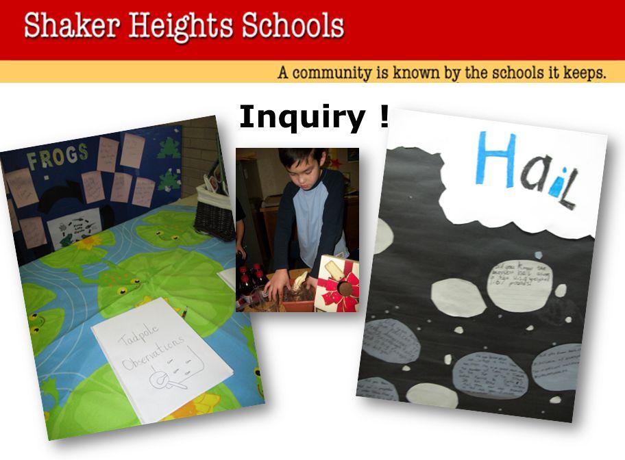 Inquiry !