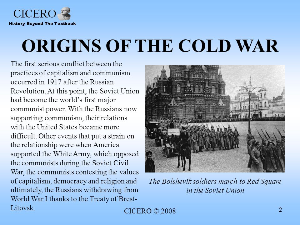 "Analysis of ""America, Russia, and the Cold War, 1945-2006"""