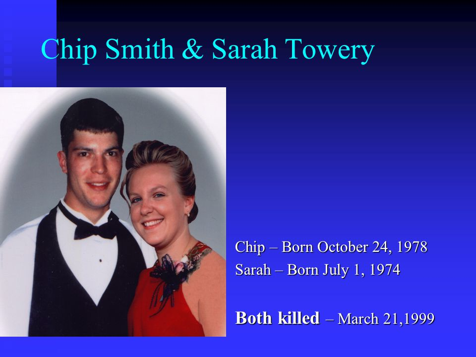 Chip Smith & Sarah Towery
