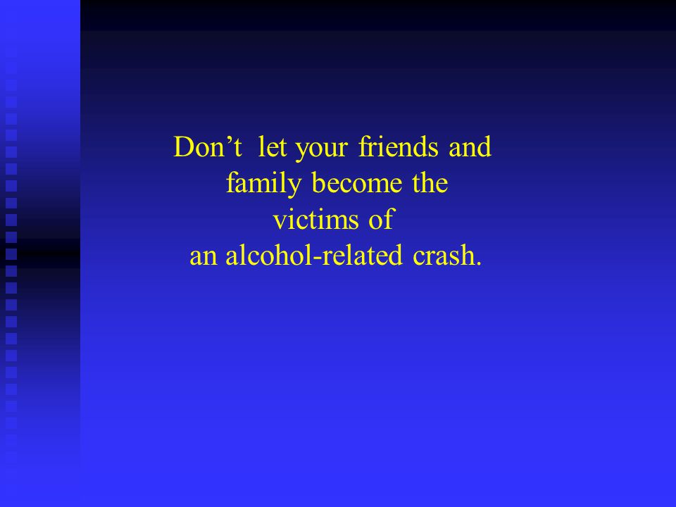 Don't let your friends and family become the victims of