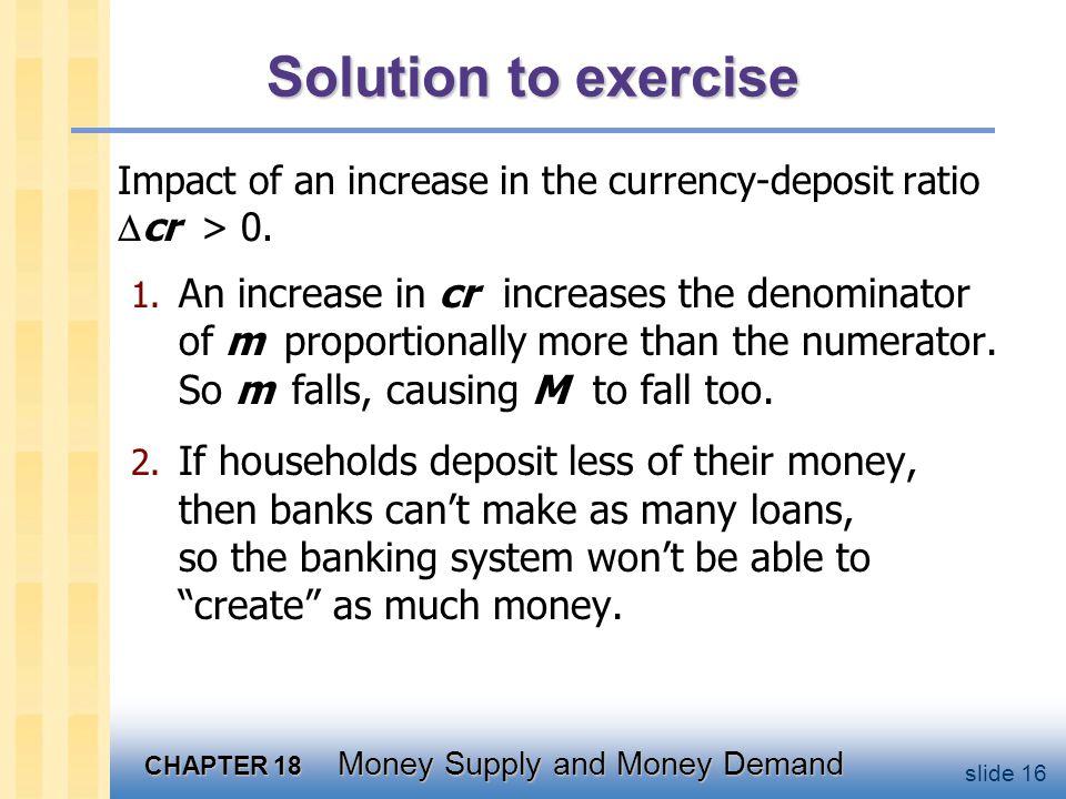 Three instruments of monetary policy