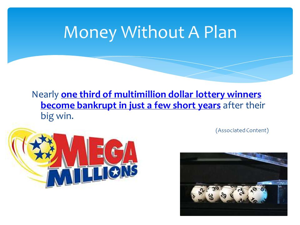 Money Without A Plan