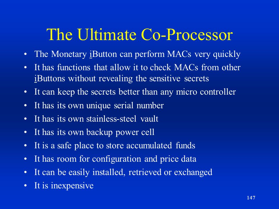 The Ultimate Co-Processor