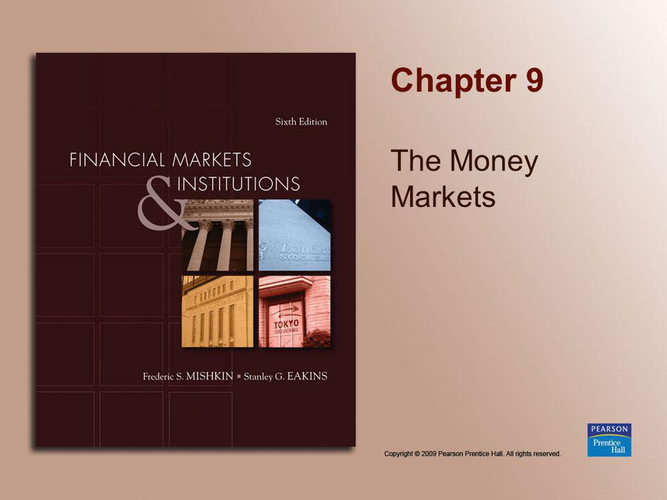 Chapter 9 The Money Markets