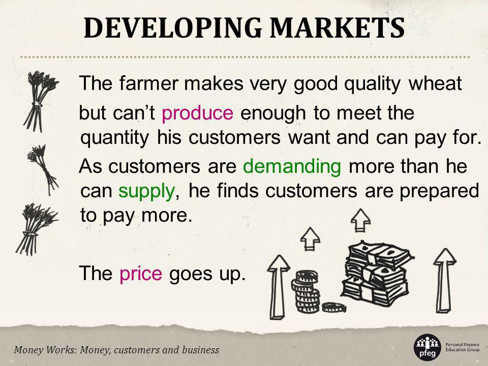 DEVELOPING MARKETS