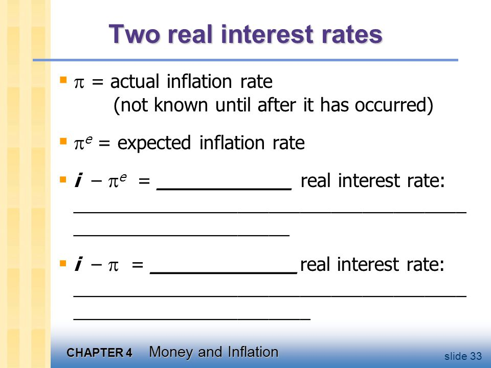 Money demand and the nominal interest rate
