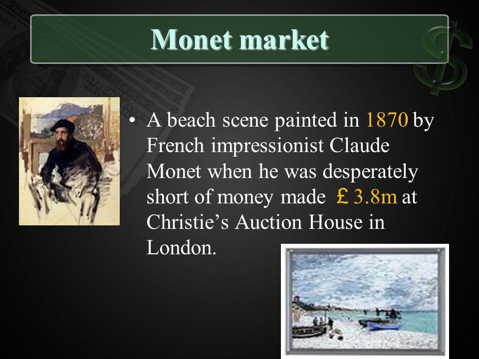 Monet market