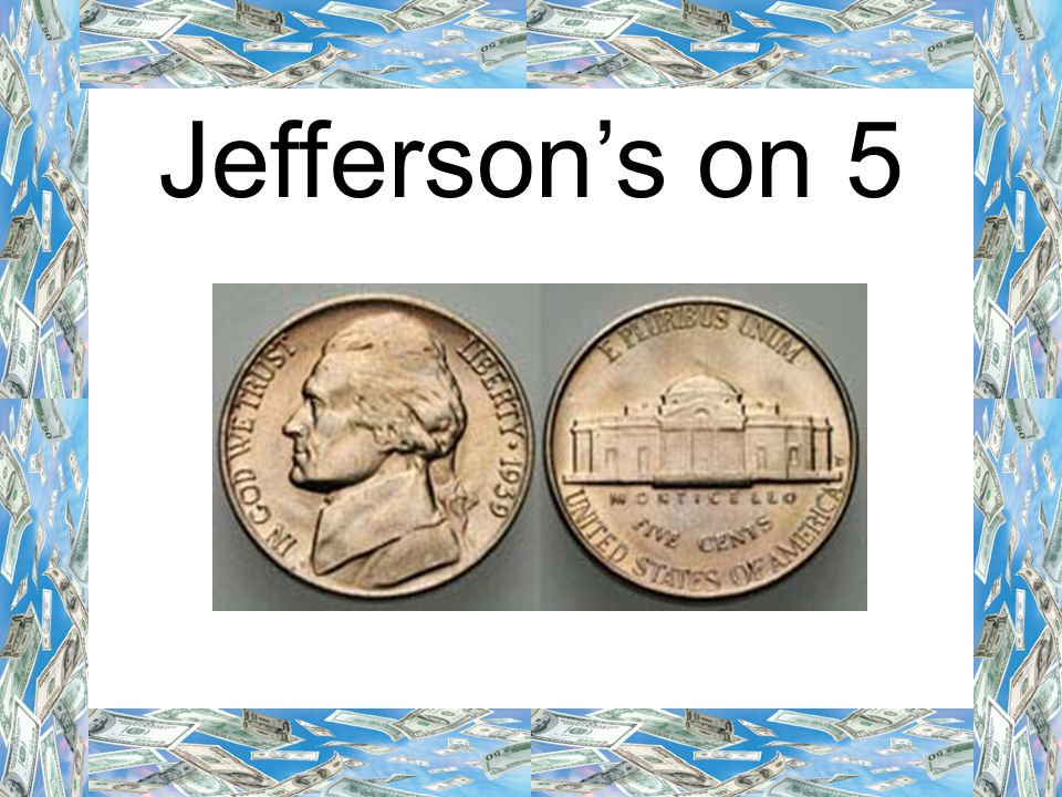 Jefferson's on 5