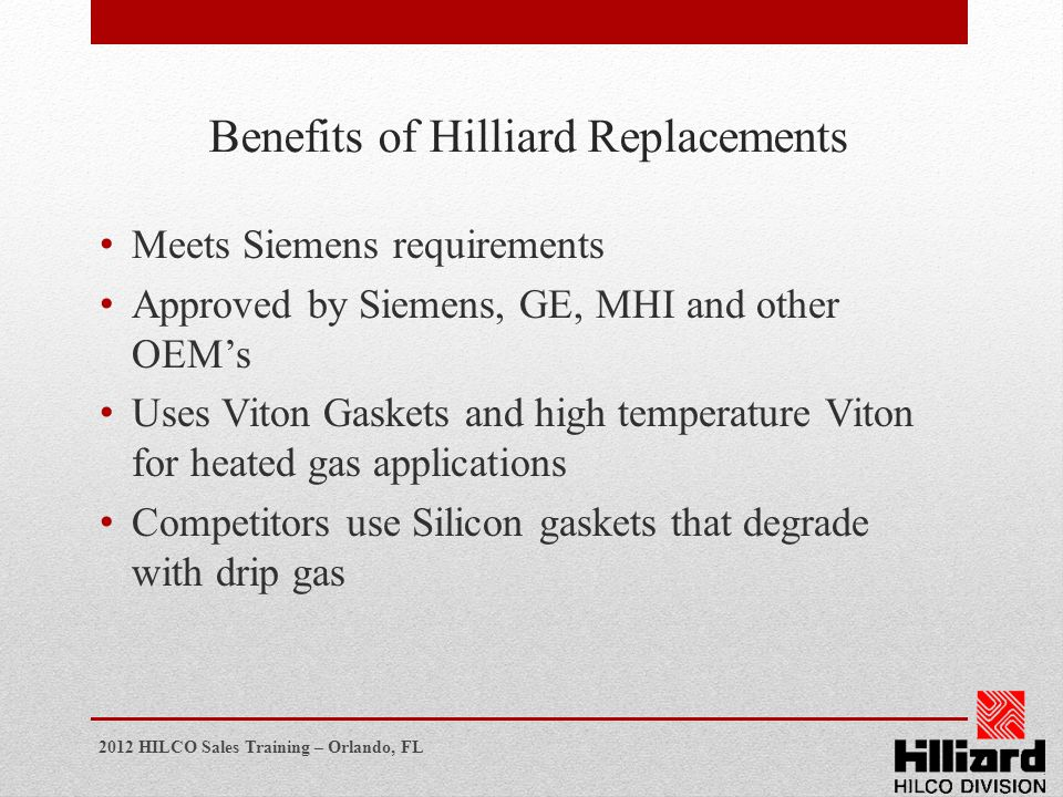 Benefits of Hilliard Replacements